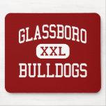Glassboro - Bulldogs - High - Glassboro New Jersey Mouse Mat