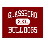 Glassboro - Bulldogs - High - Glassboro New Jersey Postcard