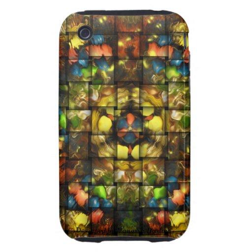 GlassCandy iPhone 3 Tough Cobertura