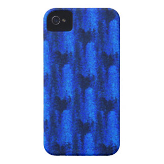 Glasscherben azules Deco de especie en Retro Style