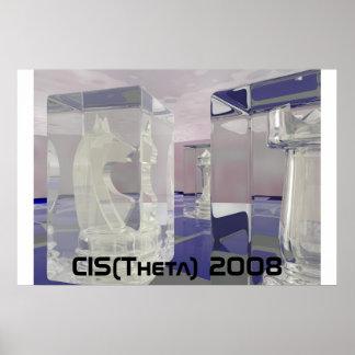 glasschess, CIS(Theta) 2008 Poster