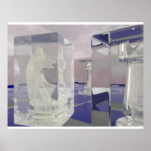 glasschess poster