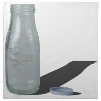 GlassDairyBottle012915.png Cloth Napkin