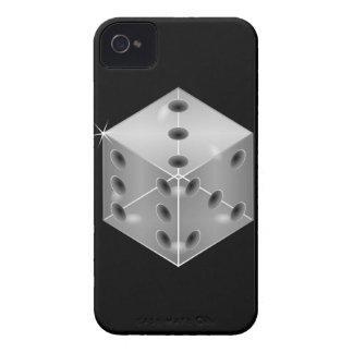 glassdice_Vector_Clipart iPhone 4 Cover