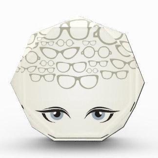 Glasses4 Acrylic Award