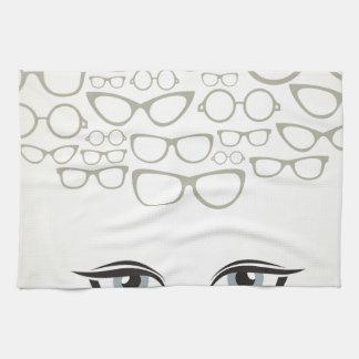 Glasses4 Toalla
