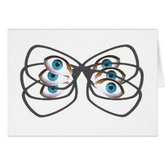 Glasses Image Card