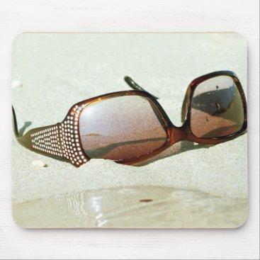 anakondasp glasses. marine collection mouse pad