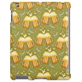 Glasses Of Beer Pattern