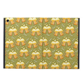 Glasses Of Beer Pattern Case For iPad Air