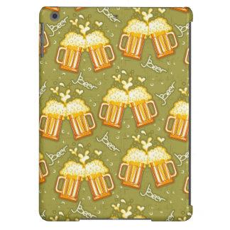 Glasses Of Beer Pattern iPad Air Covers