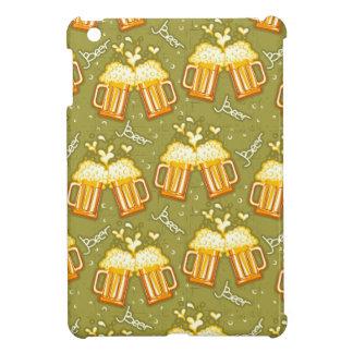 Glasses Of Beer Pattern iPad Mini Case