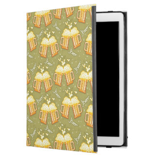 Glasses Of Beer Pattern iPad Pro Case