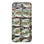 Glasses of Champagne on a table at a celebration Barely There iPhone 6 Case