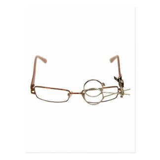 GlassesFocus052409 Postcard