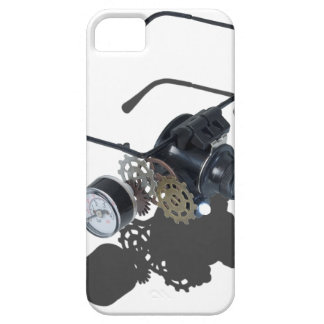 GlassesGearsGauge062115.png iPhone SE/5/5s Case