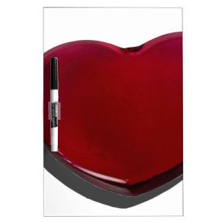 GlassHeartSilverware070315.png Dry Erase Board