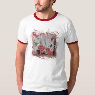 GlassJaw raises the flag T-Shirt
