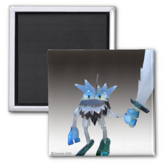 Glassman Magnet
