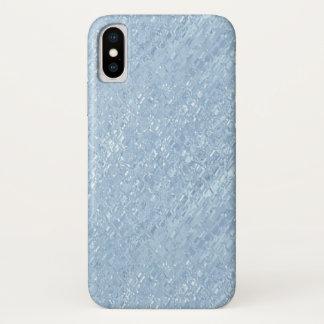 Glassy Blue Mobile Phone Case