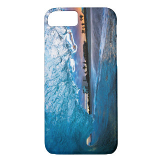 Glassy Sunset Phone Case