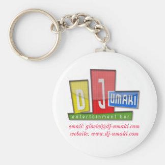 glassylogo, email: glosie@dj-umaki.comwebsite: ... keychain
