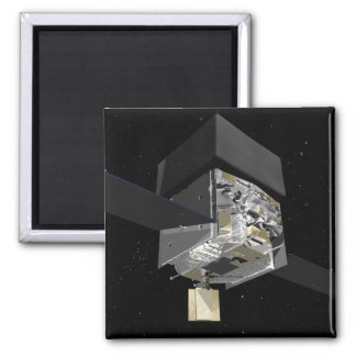 GLAST 3 2 INCH SQUARE MAGNET