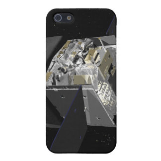 GLAST 3 iPhone SE/5/5s COVER