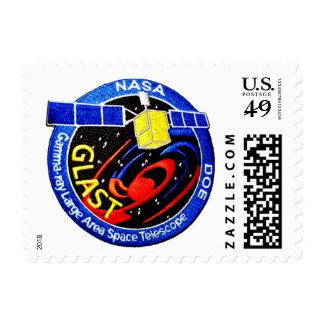 GLAST: Department of Energy Program Logo Stamp