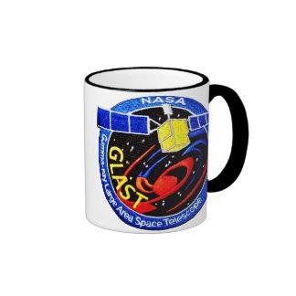 GLAST DOE Patch Ringer Mug