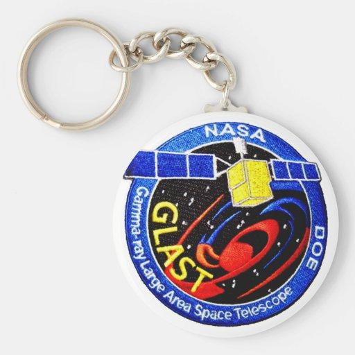GLAST - DOE Program Logo Keychains