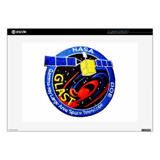 GLAST - DOE Program Logo Laptop Decal