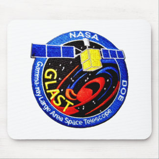 GLAST - DOE Program Logo Mouse Pad