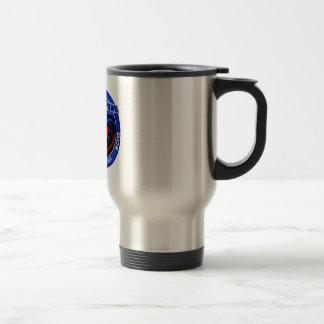 GLAST - DOE Program Logo Travel Mug