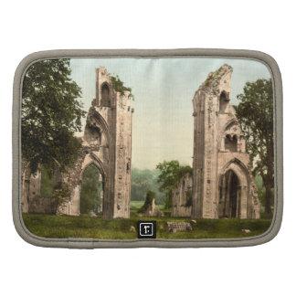 Glastonbury Abbey I, Somerset, England Planner