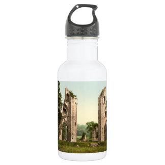 Glastonbury Abbey I, Somerset, England Water Bottle