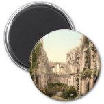 Glastonbury Abbey II, Somerset, England Fridge Magnets