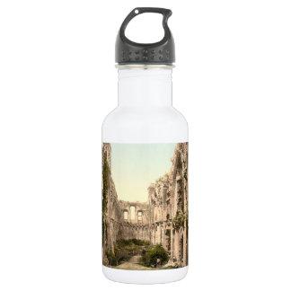 Glastonbury Abbey II, Somerset, England Stainless Steel Water Bottle