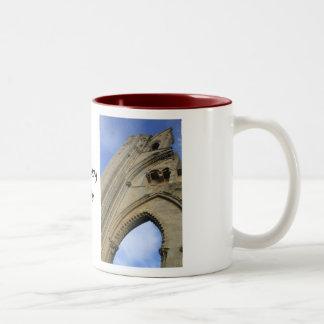 Glastonbury Abbey mug
