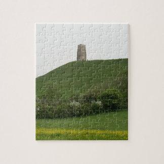 Glastonbury Tor Jigsaw Puzzle