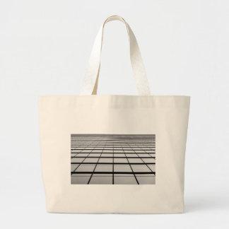Glaswand Jumbo Tote Bag