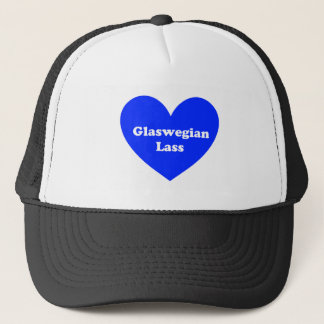 Glaswegian Lass Trucker Hat