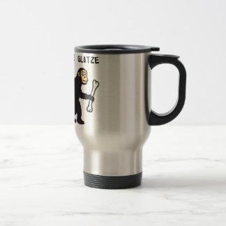 Glatzkopf ape travel mug