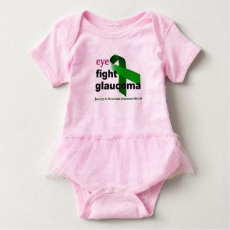 Glaucoma awareness infant t-shirt