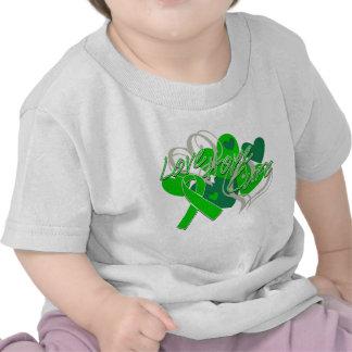 Glaucoma Disease Love Hope Cure T-shirts