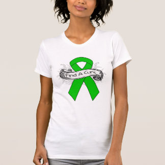 Glaucoma Find A Cure Ribbon Tshirts