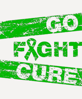 Glaucoma Go Fight Cure Tee Shirt