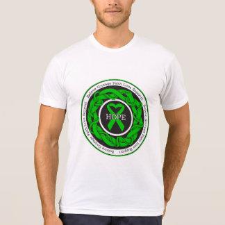 Glaucoma Hope Intertwined Ribbon Shirt