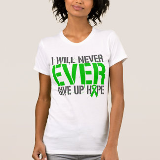 Glaucoma I Will Never Ever Give Up Hope Tank
