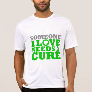 Glaucoma Someone I Love Needs A Cure T-shirts
